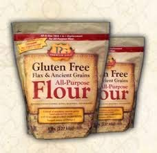 Premium Gold All-Purpose Flour, Flax and Whole Grain, 10 Pounds Made in USA - Kosher Certified by OU Pareve