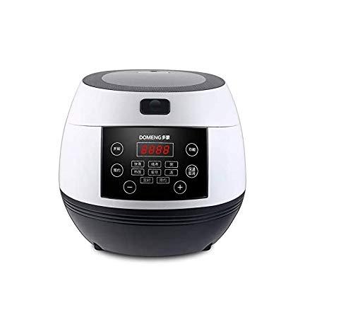 Idéal pour des ménages 3L automatique Rice Cooker Smart Mini Cuit-vapeur avec doublure de qualité alimentaire Pot Spatule et Mesureur 2020