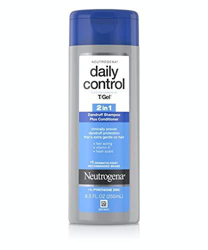 Neutrogena T/Gel Daily Control Dandruff Shampoo Plus Conditioner - 8.5 oz - 2 pk