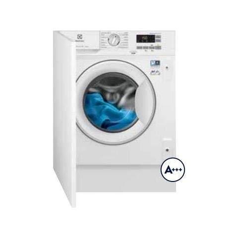 Electrolux EW7F572BI lavadora Integrado Carga frontal Blanco 7 kg 1200 RPM A+++