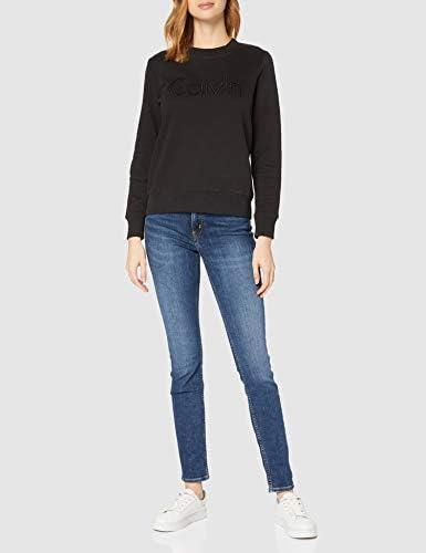 Calvin Klein Hondi Calvin Cn HWK L/S Suter para Mujer: Amazon ...