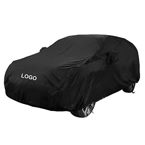 LCYNCX Fundas para Coche Compatible con Audi A6 allroad Quattro, Cubierta para Coche Car Tarpaulin I