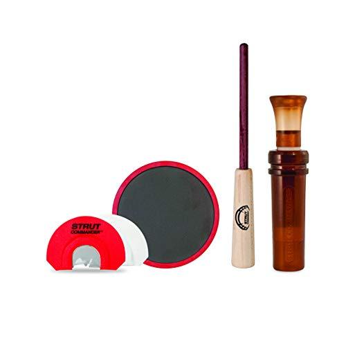 STRUT Commander Sunrise Starter Kit Turkey Calls | Combo Pack | Turkey Hunter Starter Pack