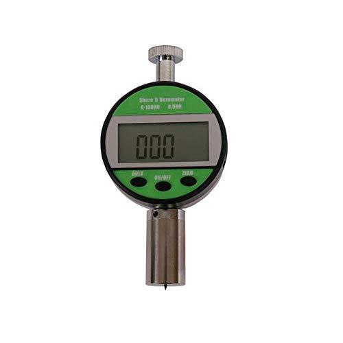 Generic ELECALL LX-D-Y Digitaler Härtemessgerät 0-100 HA LCD-Messgerät für Gummi, Kunststoff, Leder, Multi-Fettwachs