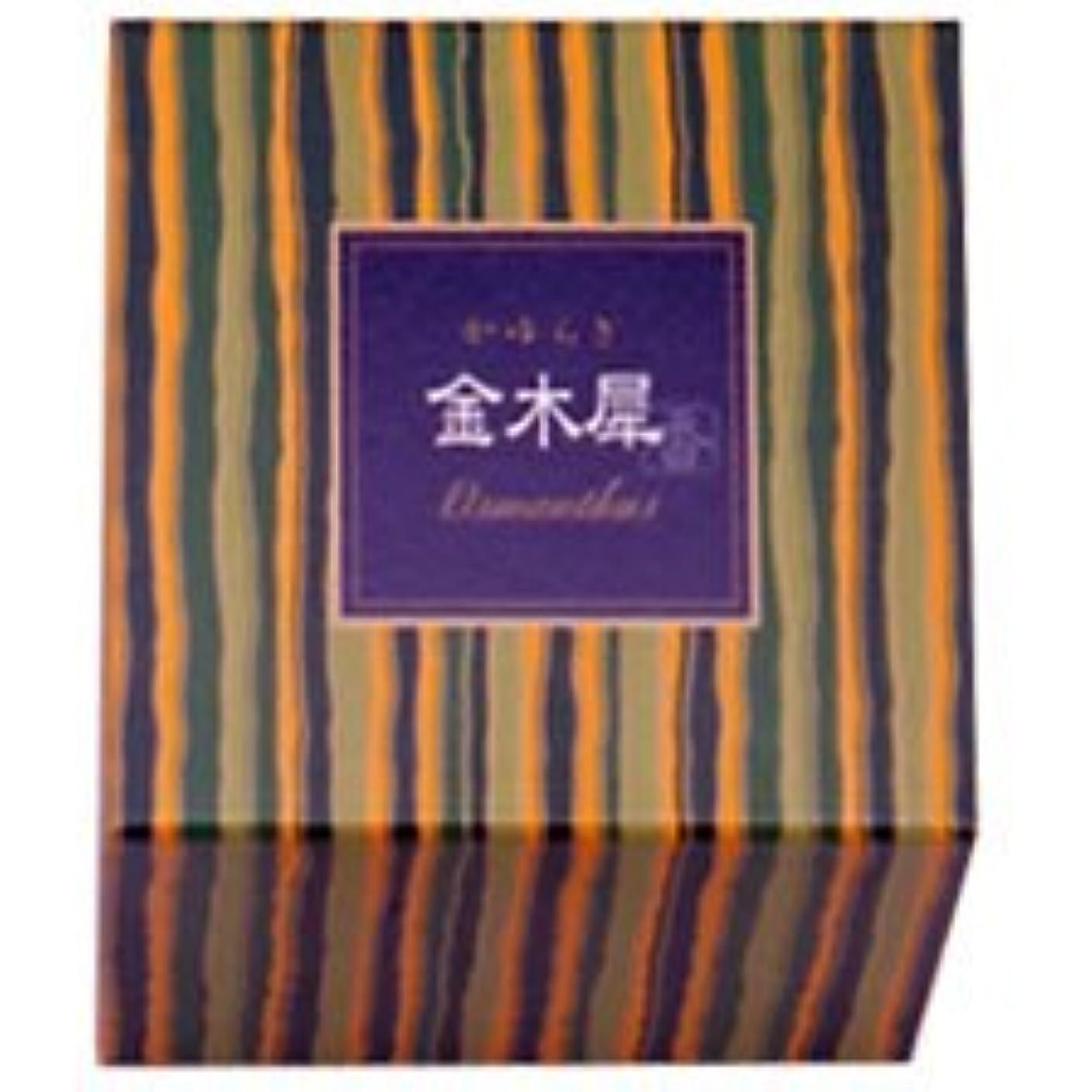 しない探検繁雑Osmanthus Kayuragi Japanese Incense by Nippon Kodo、12?Cones