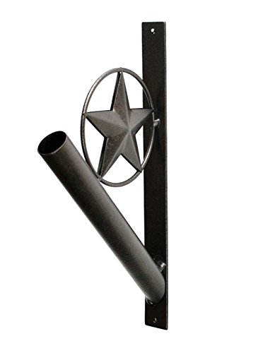 Laredo Star Flag Pole Holder