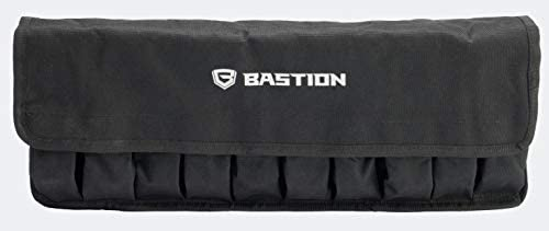 BASTION Tactical Magazine Pouch Organizer with Sleeves Covered Sized for Glock and Other Magazines product image