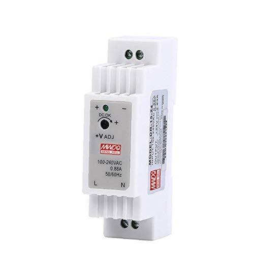 Hutschienen-netz Dr-15-24 15w 24v 0.625a Schalteinfachausgang Industrie-netzteil Automatische Kühlung Industrielle Power Equipment