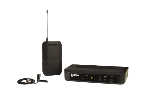 Shure BLX14/CVL Wireless Microphone System with Bodypack and CVL Lavalier Mic (Discontinued by Manufacturer)