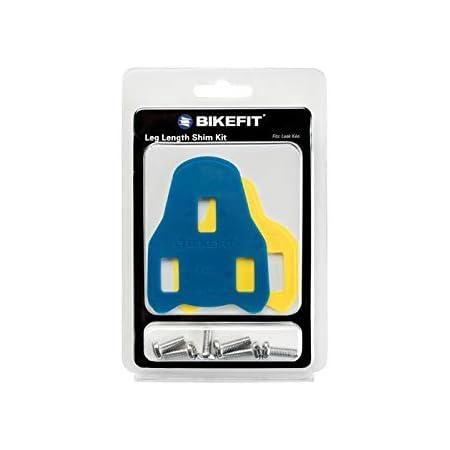 BIKEFIT (バイクフィット) レッグレングスシム Leg Length Shim (3mm厚 3穴:Look Keo用)