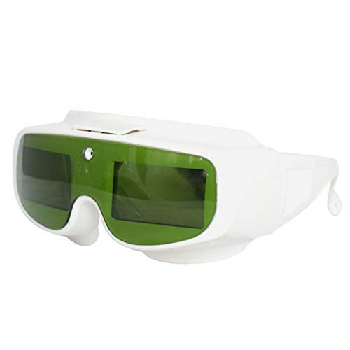 Safety Glasses Automatic Shutter Shading IPL 190-2000nm Eye Protection Laser Cosmetology Operator UV Glasses Beauty Safety Goggles