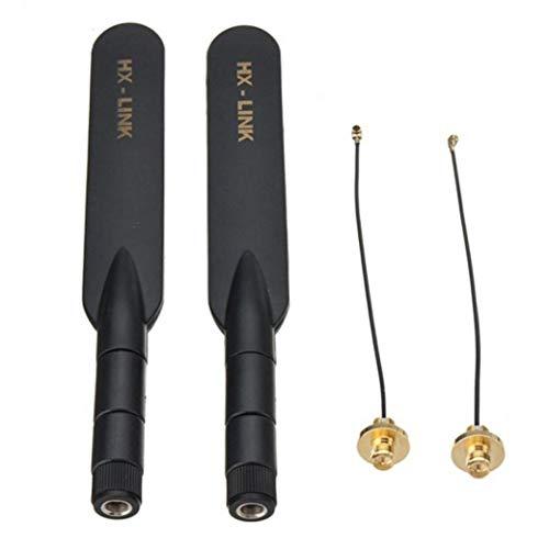 Doble Frecuencia Omni Antena Amplificador Extensor De Alcance para Spark Mini Pro Accesorios 2pro Aire 5000m Booster