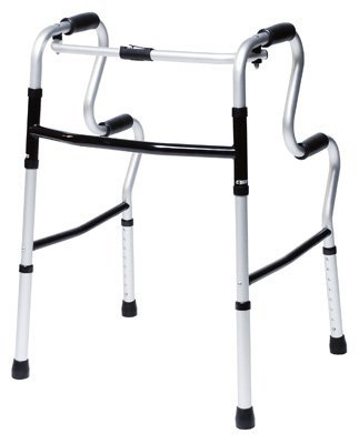 Lumex UpRise Onyx Folding Walker, QTY: 1