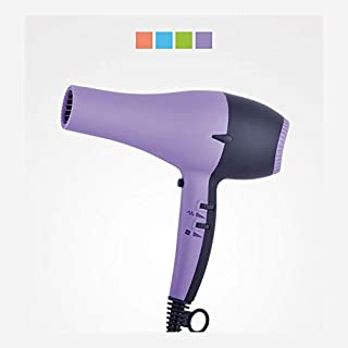 PERFECT BEAUTY SECADOR Profesional con LUZ UV Dryer Violet, Estandar