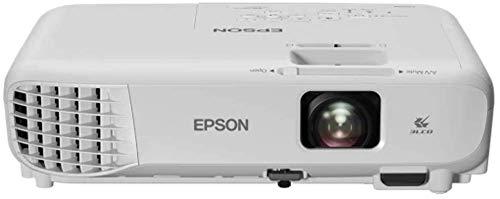 Epson, proiettore luminoso portatile EB-S31, con 3 LCD, contrasto 15000:1, con lampadina dalla vita utile di 10.000ore