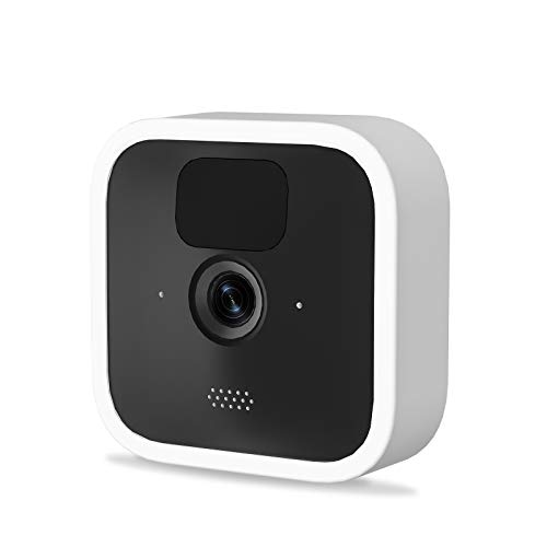 HOLACA Silikon-Schutzhülle, kompatibel mit allen neumodischen Blink Outdoor-Kameras – wasserdichter Schutz, weich, leicht, zuverlässig & langlebig, weiß, 2 Stück