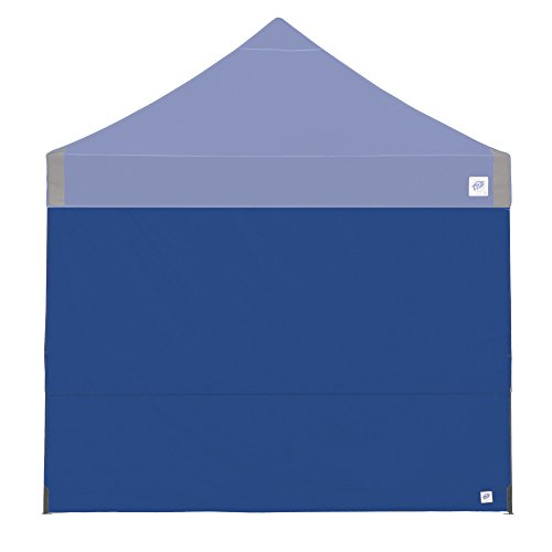 E-Z UP Recreational Sidewall – Royal Blue - Fits Straight Leg 10' E-Z UP Instant Shelters