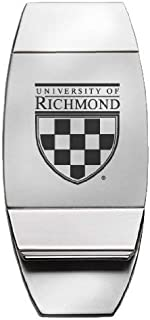 LXG, Inc. University of Richmond - Two-Toned Money Clip - Silver
