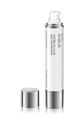 BABOR DOCTOR Dual Eye Solution, Anti-Aging Augenpflege-Duo für Tag & Nacht, Augencreme, reduziert Tränensäcke, festigt Augenpartie, 30 ml