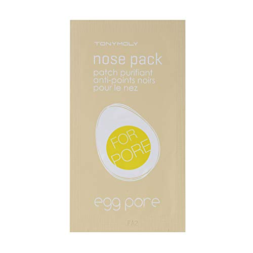 Tonymoly Egg Pore Pack Package (7 Sheets - 22 Gr