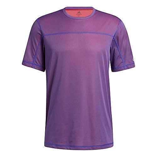 adidas Men's PRIMEBLUE TEE T-Shirt, Escjas, S