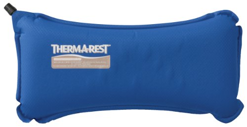 Therm-a-Rest Lumbar Travel Pillow, Nautical Blue