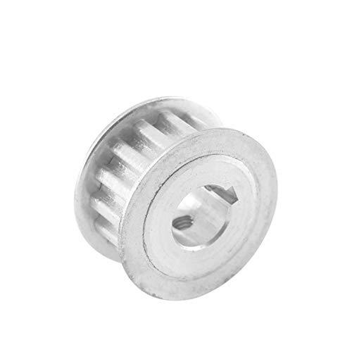 SANKUAI LT-3d, 1 stück XL 18T Keyway Timing Riemenscheibe 8/10/12/14/15 / 16mm Bohrung Keilbohrung Durchmesser 3/4 / 5mm 11mm Breite Zahnscheibenrad für 3Dprinter
