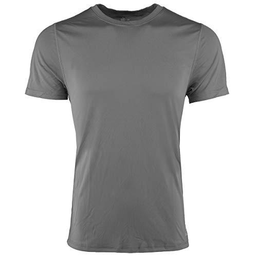 Reebok Performance Short Sleeve T-Shirt (183LT05) M/Quiet Shade