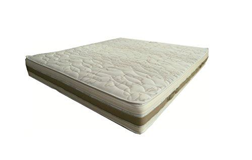 Flexar Platinum Latex Mattress 150X190 Bianco