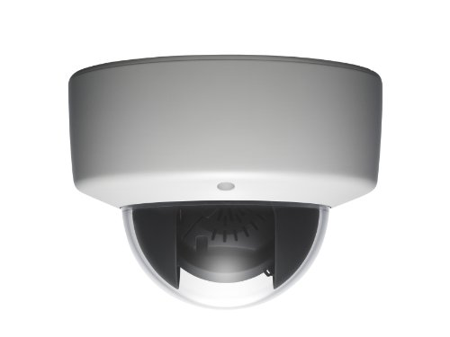 CANON VB-H610VE Full-HD-Dome Netzwerkkamera DIGIC DV III Bildfeld von 112 Grad Gehaeuse-Schutzklasse IP66 fuer den Ausseneinsatz