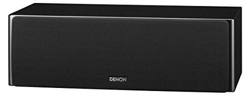 デノンDenonSC-C37センタースピーカーハイレゾ対応SC-17SC-37シリーズ1台ブラックSC-C37K