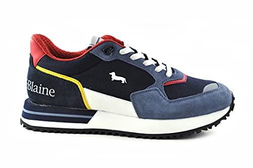 EFM212.080 6310 Space-Blu HARMONT & Blaine HARMONT & BLAINE CALZ. Sneakers Uomo 44