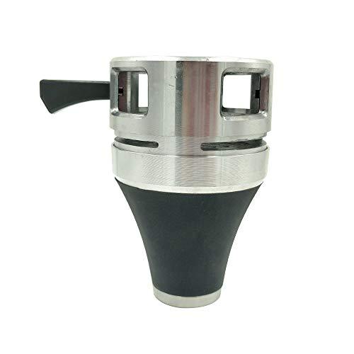Shisha Bowl Zubehör Holzkohlehalter mit Windschutz für Wärmemanagementsystem Trichter Box Brenner Screen Metal Bag Keeper auf der Oberseite