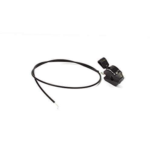 Oregon 60-004 Throttle Control Cable Assembly Replaces AYP 700417, Black