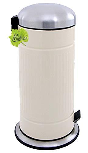30 Liter Tret-Abfalleimer, 50er-Jahre Design - Einführungspreis !!!