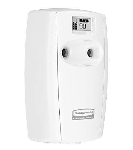 Rubbermaid FG4870056 Dispenser Microburst Duet, Bianco
