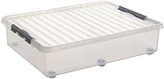 Sunware Q-Line Roller Box, 60Litre