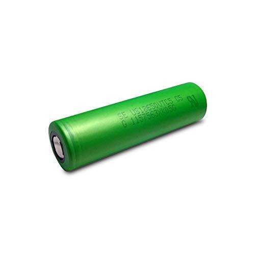 Sony VTC5A 18650 2600 mAh 3.7V - Accu pour Cigarette Electronique - Capacité 2600 mAh Li-Mn (Lithium-Manganese) - Courant de Décharge Nominale 20A et 35A en Pointe (1 accu VTC5A)