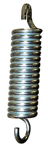 Lisaro Heavy Duty Anti-Shock Stahlfeder zum Aufhängen von Boxsäcken Aufhängung Boxsackfeder Sandsackfeder Sandsack Boxsack Sandsackzubehör 11 cm Lang