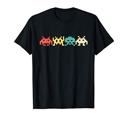Jeux vidéo des années 80 Vintage Retro Arcade T-Shirt