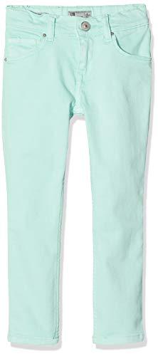 LTB Jeans Mädchen Amy G Jeans, Grün (Powder Blue Wash 52313), 110 (Herstellergröße: 5)