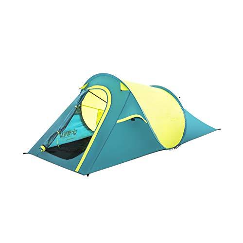 Bestway Pavillo Wurfzelt Cool Quick 2 220x120x90 cm, selbstaufbauendes Zelt für einen schnellen Aufbau, mit wasserdichten Nähte für 2 Personen
