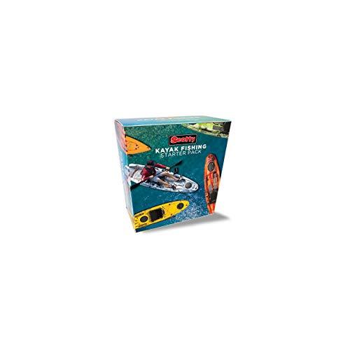 Kayak – Pacote de iniciantes para pesca