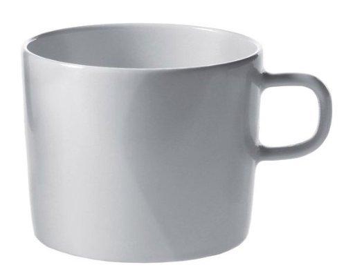 A di Alessi - AJM28/78 - PlateBowlCup Tazza da tè in porcellana bianca - set da 4