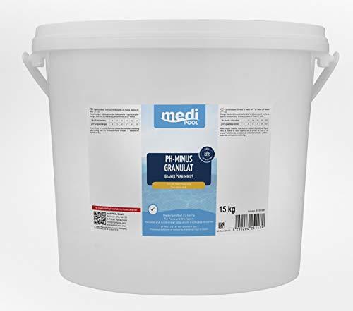 Medipool 811615MP 811615 PH-Minus Granulat 15 kg PH Minus