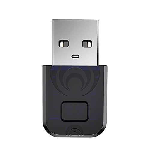 LOVOICE Handinez l'adaptateur Bluetooth Compatible avec l'adaptateur Bluetooth sans Fil Bluetooth sans Fil sans Fil