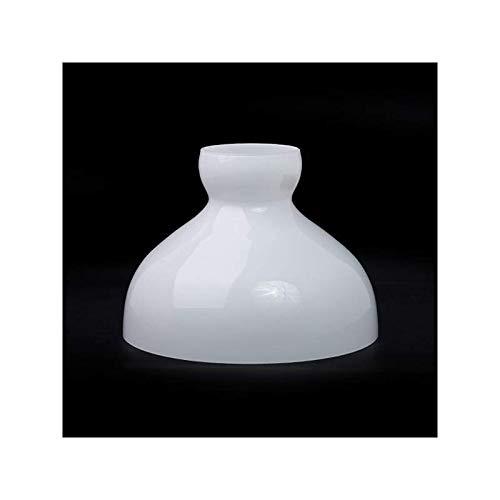Glaslampenschirm Rochester 27,5 opal weiß