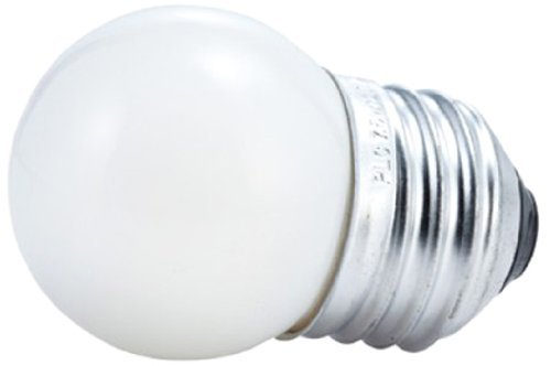 Philips Night Light S11 Bulb: 2800-Kelvin, 7.5-Watt, Medium Screw Base