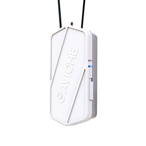 Colgante ionizador purificador de aire, ionizador para desinfectar, limpiar y proteger tu entorno directo.