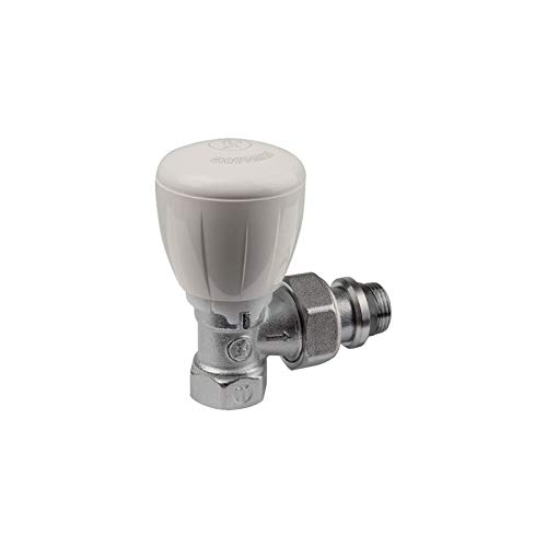 Grifo de escuadra termostatizable roscado/ /F 1//2/ /Serie hierro R421/TG/ /Giacomini